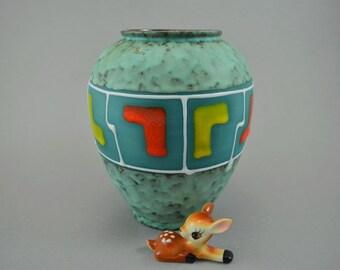 Vintage vase / Carstens Tönnieshof / 526 17 | West Germany | WGP | 60s