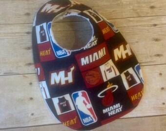 Miami Heat Bib