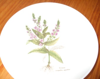 Poole Country Lane round trinket/nibbles dish