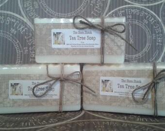 Tea Tree Soap (Vegetarian)