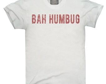Bah Humbug Christmas Scrooge T-Shirt, Hoodie, Tank Top, Gifts