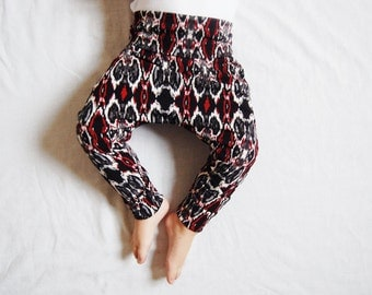 Baby Harem Pants, Baby Pants, Baby Leggings, Toddler Pants