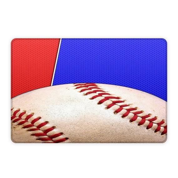 Baseball Rug: Baseball Plush Rug Baseball Area Rug Baseball Rug Sports