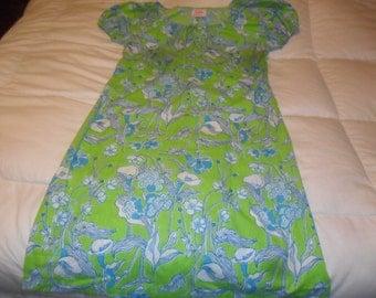 "Liza by Lilly Pulitzer Shift Dress ""Free Shipping"""