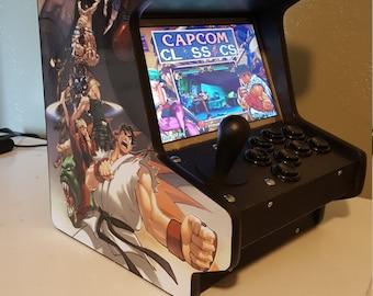Super Mini Bartop Arcade Machine, 10 inch screen!