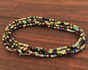 Wrap Bracelet - Multicolored