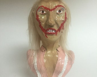 Gorgeous Ghoul - inspired by Suzanne from Night of the Demons
