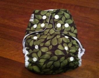 One size pocket diaper