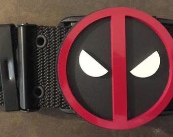 Deadpool hero utility belt