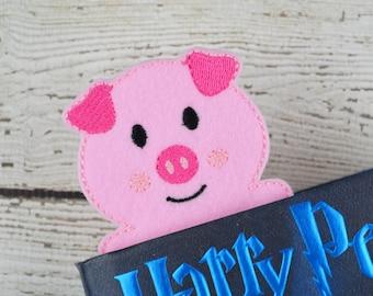 Pig Bookmark