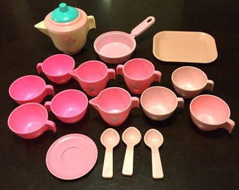 fisher price ice cream scoops of fun instructions