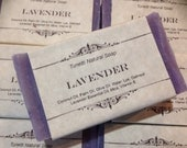 Lavender Natural Homemade...