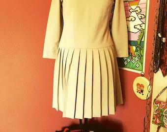Plus Size Polyester Bleeker Street Dress