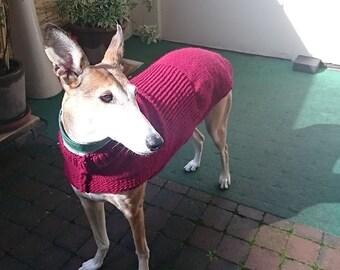 Lever Greyhound sweater