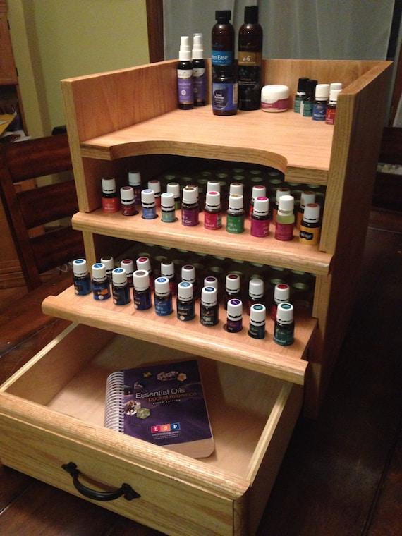 Essential Oil Shelf Essential Oil Storage Rack Drawer