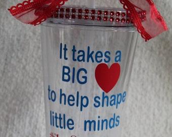 Teacher Sippy Cup