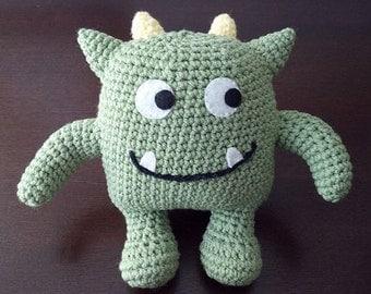 Hug Monster