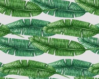 90cmx60cm Tropical Palm leaves – XL Background Product Photography Floordrop Backdrop Vinyl