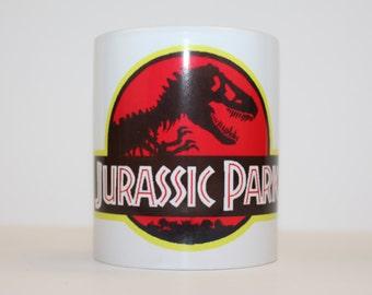 Jurassic Park Ceramic Coffee Mug
