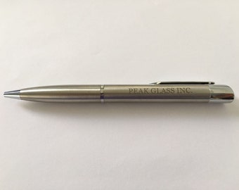 Personalized pen------- wedding, friend gift,engraved pen(Black ink)