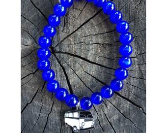 Blue Gypsy pendant bracelet!