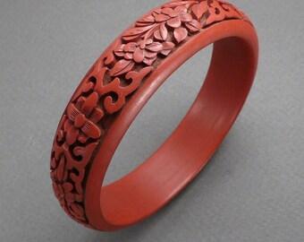 Cinnabar bracelet #2