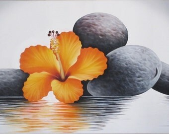 Flowers Canvas Painting