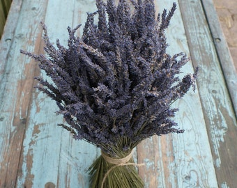 Dried Lavender Free Standing Bouquet
