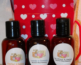 Sample Massage Oils