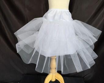 NEW A Line Flower Girl Bridesmaids Petticoat Dress Accessories