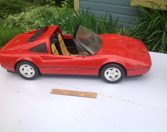 Vintage Barbie Ferrari Red
