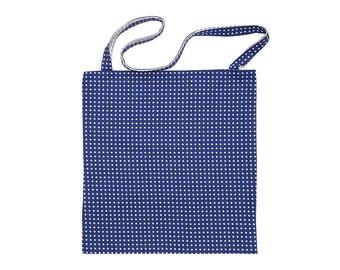 Tote Bag - Blue Grains