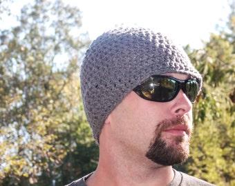 Crochet Adult Hat Beanie Style