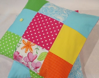2 pieces of colorful pillowcases for your spring