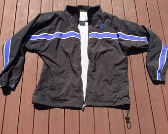 Vintage 90's New Balance Zip-Up Windbreaker - Size Large
