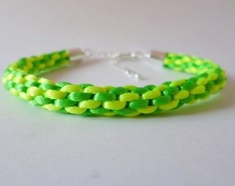 Lemon and Lime Bracelet