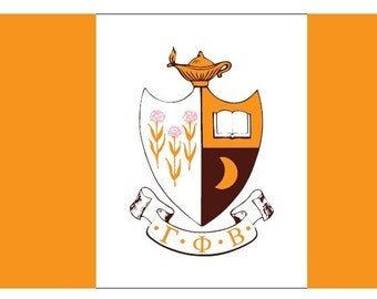 Gamma Phi Beta Flag - 3' X 5' Officially Approved