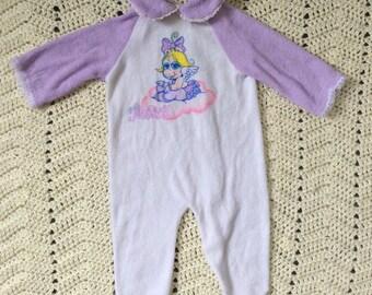 Muppet Babies Miss Piggy Sleeper 0-3 Months