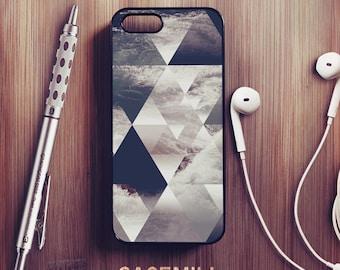 Geometric Wave iPhone 6 Case Ocean iPhone 6s Case iPhone 6 Plus Case iPhone 6s Plus Case iPhone 5s Case iPhone 5 Case Sea iPhone SE Case