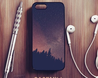 Night Sky iPhone 6 Case Nebula iPhone 6s Case iPhone 6 Plus Case iPhone 6s Plus Case Stars iPhone 5s Case Tree iPhone 5 Case iPhone 5c Case