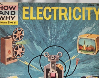 How and Why Wonder book of Electricity