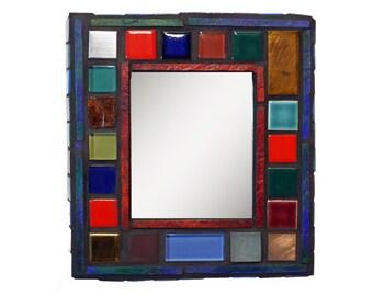 Mosaic Mirror #1