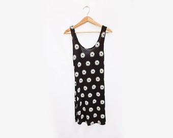 90's low back tank dress S