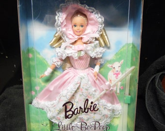 Mattel Barbie Doll Little Bo Peep Princess Collector Edition