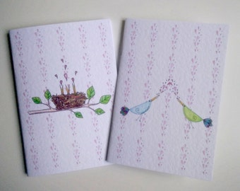 Pocket Notebook - Set of 2