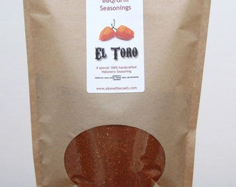 Above the Coals BBQ/Grill Seasonings One Pound Bulk