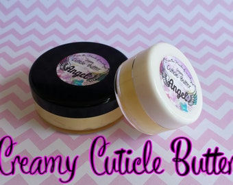 Creamy Cuticle Butter (Please pick a scent & leave it in the notes)