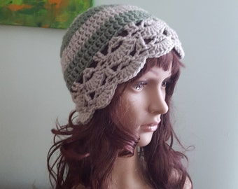 Woman Crochet Hat, Summer Crochet Hat, Spring Crochet Hat, Winter Crochet Hat, Lace Hat, Cute Hat