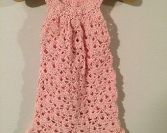 Crochet Sundress size 18-24months