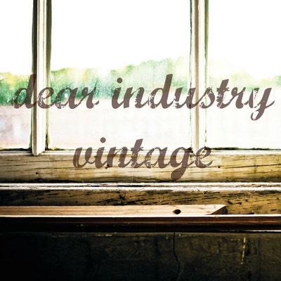 DearIndustry